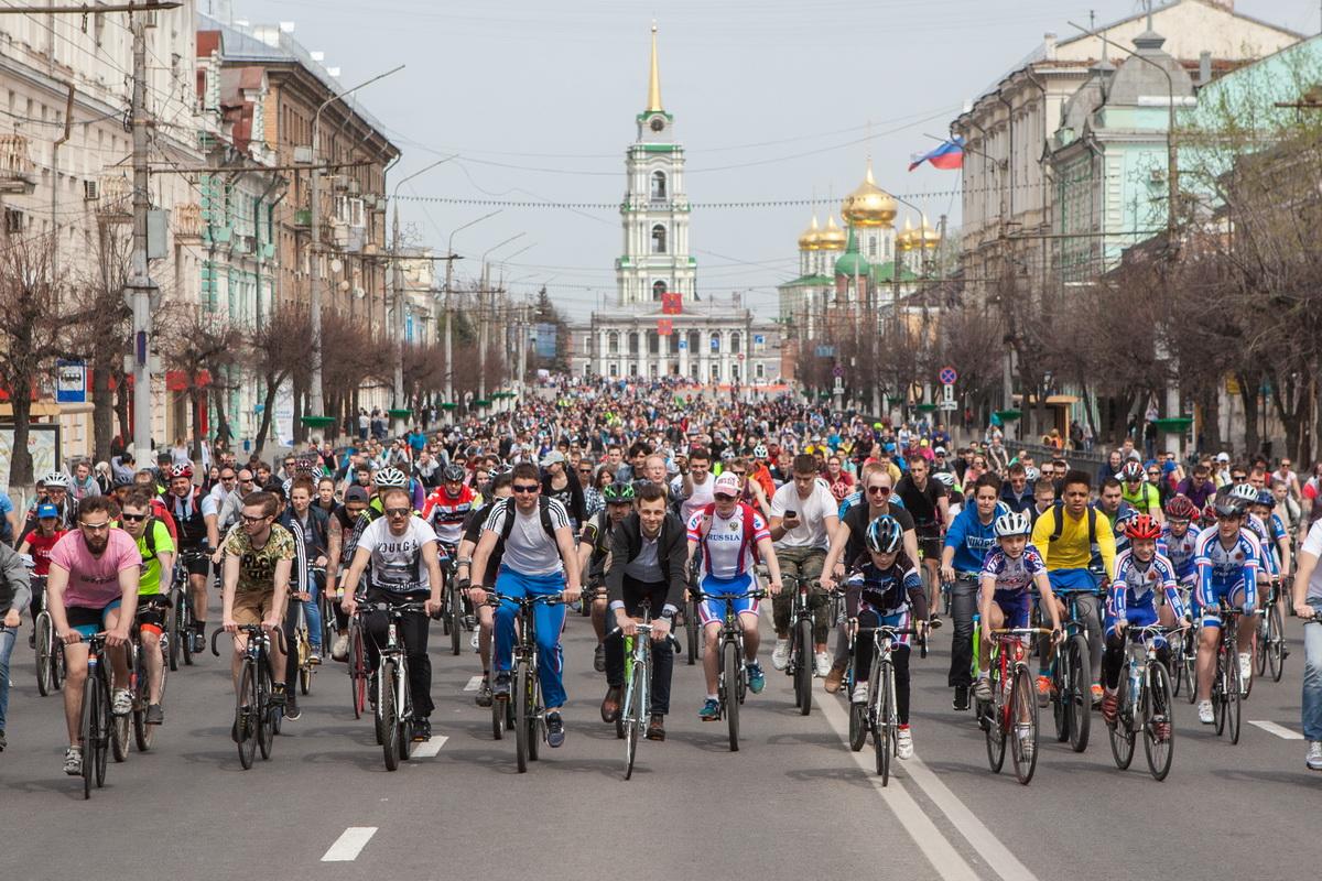 1 мая мы вновь ждем всех на уже традиционный велопарад.