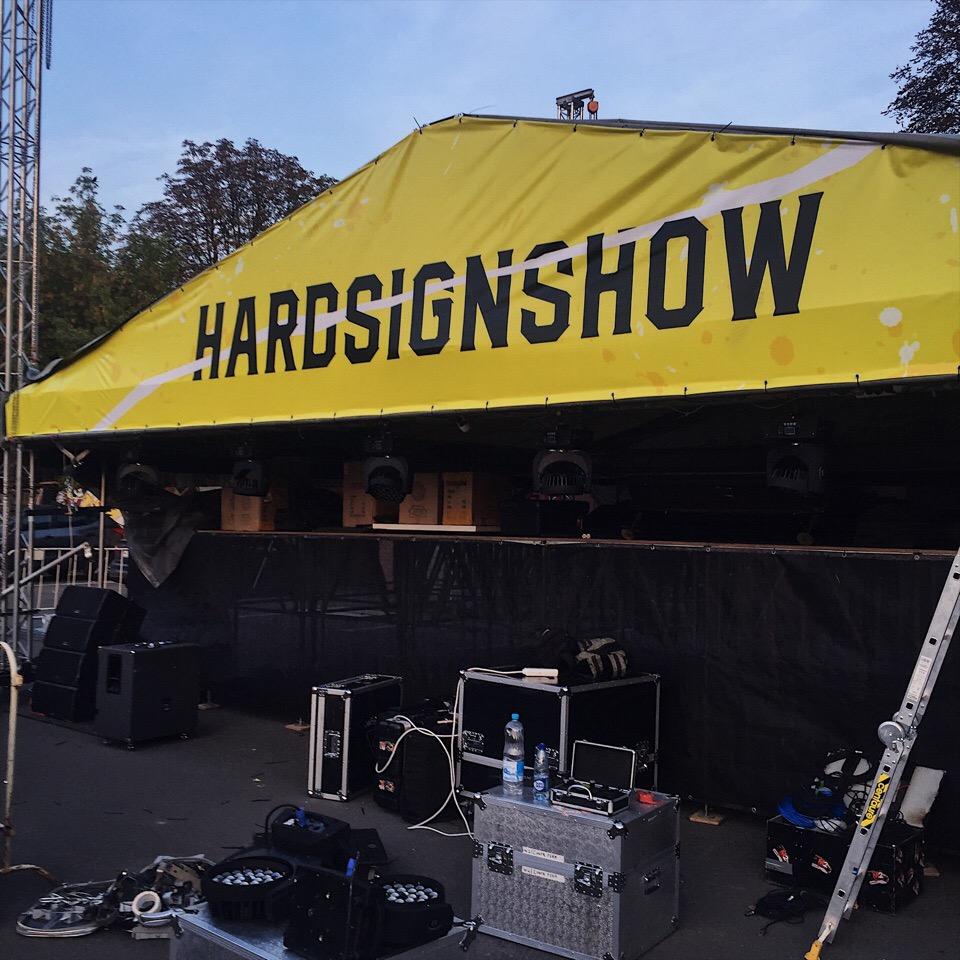 8 сентября 14:00 HARDSIGN SHOW