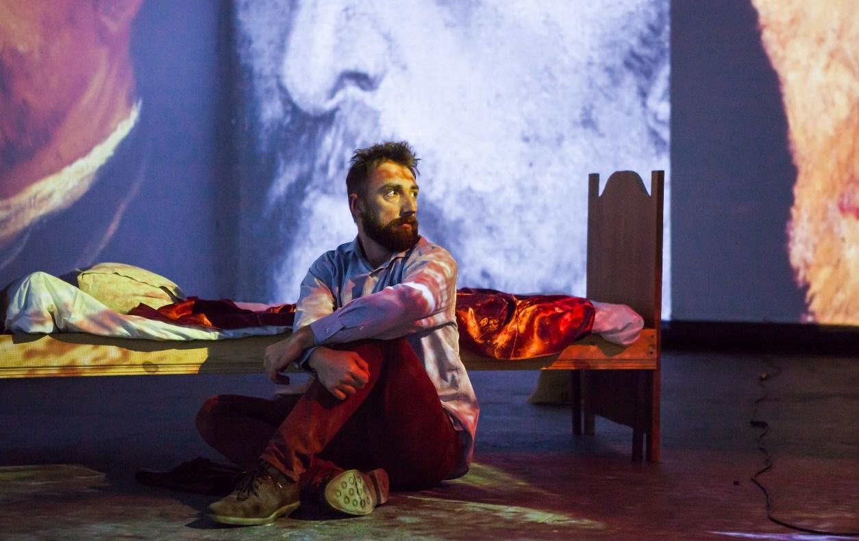 7 и 14 декабря моноспектакль Ван Гог в Loft Hall