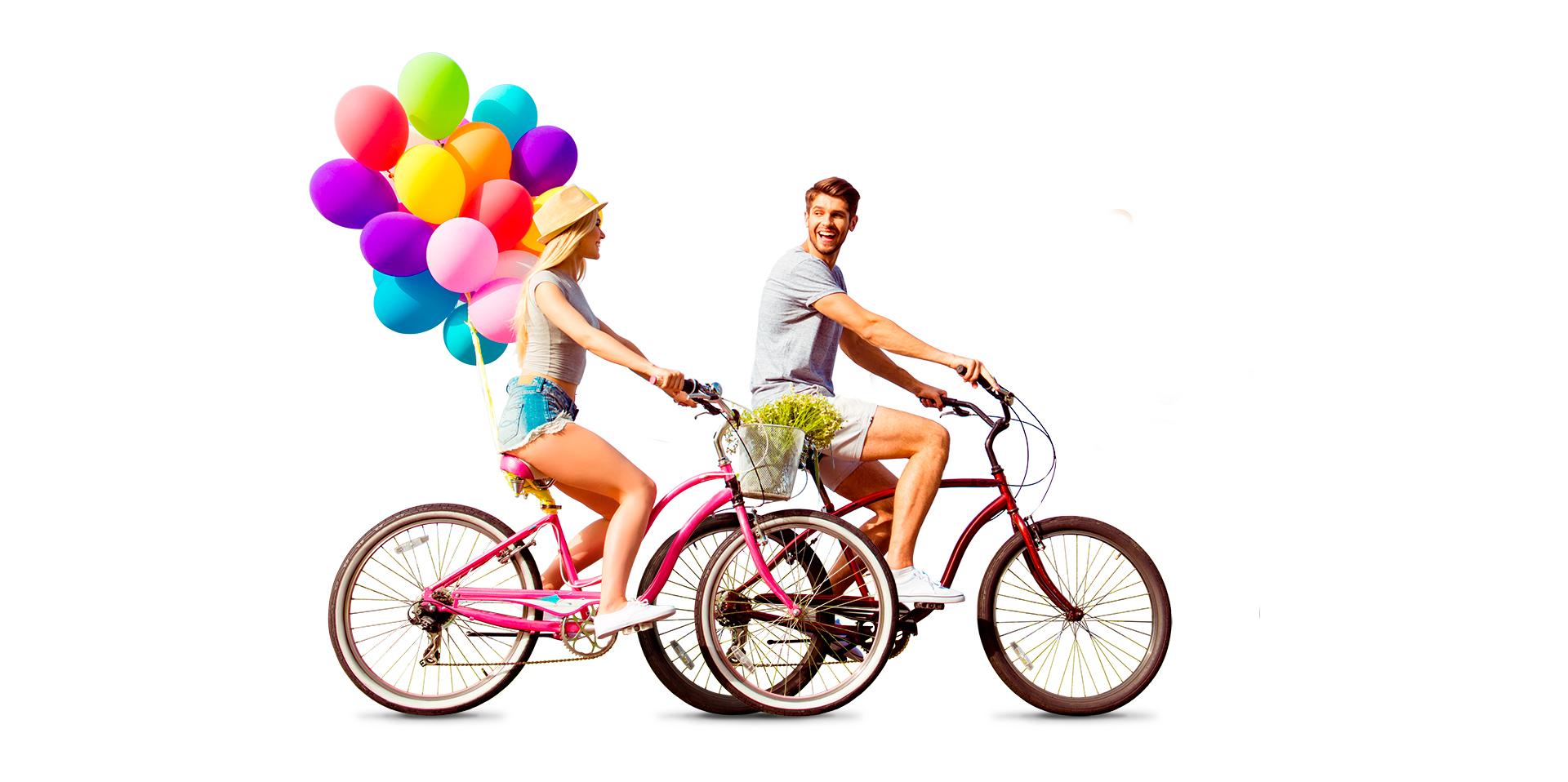 26 мая приглашаем всех желающих на велопарад!